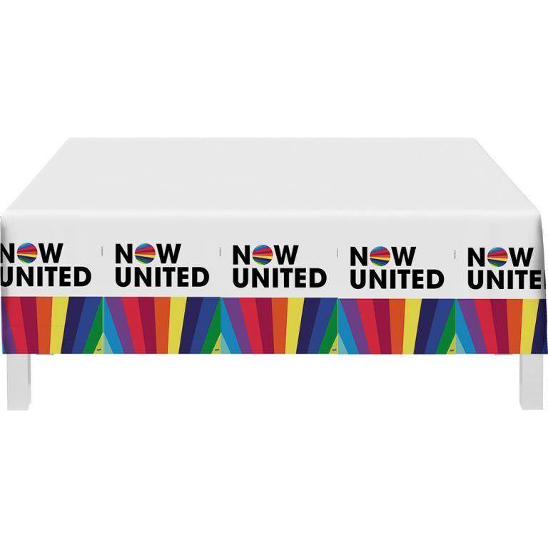 Toalha Plástica 1,20M X 1,80M Now United