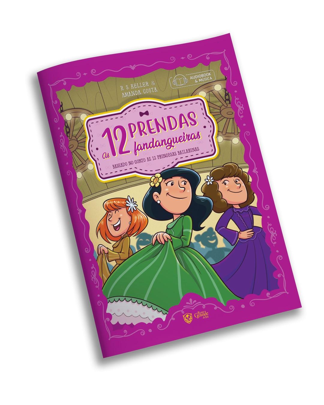 AS 12 PRENDAS FANDANGUEIRAS