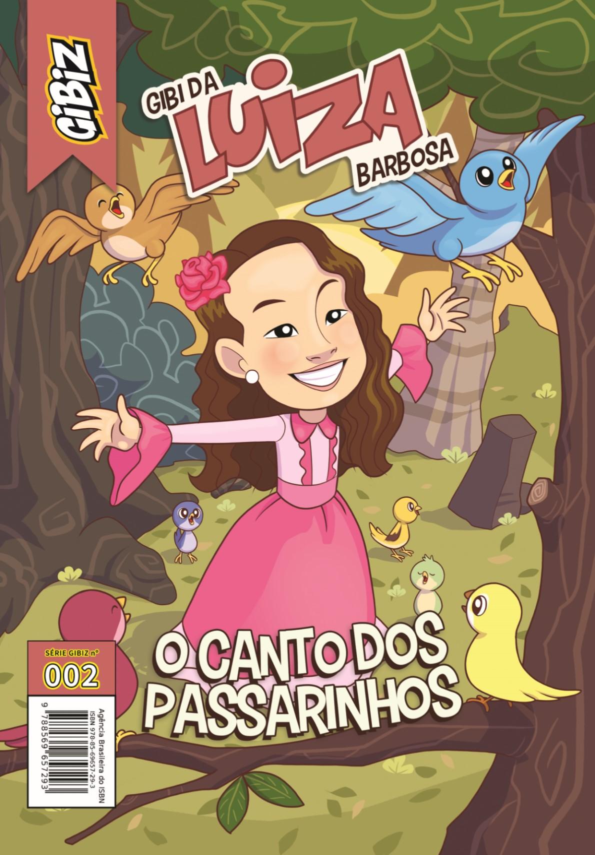 GIBI DA LUIZA BARBOSA - O CANTO DOS PASSARINHOS