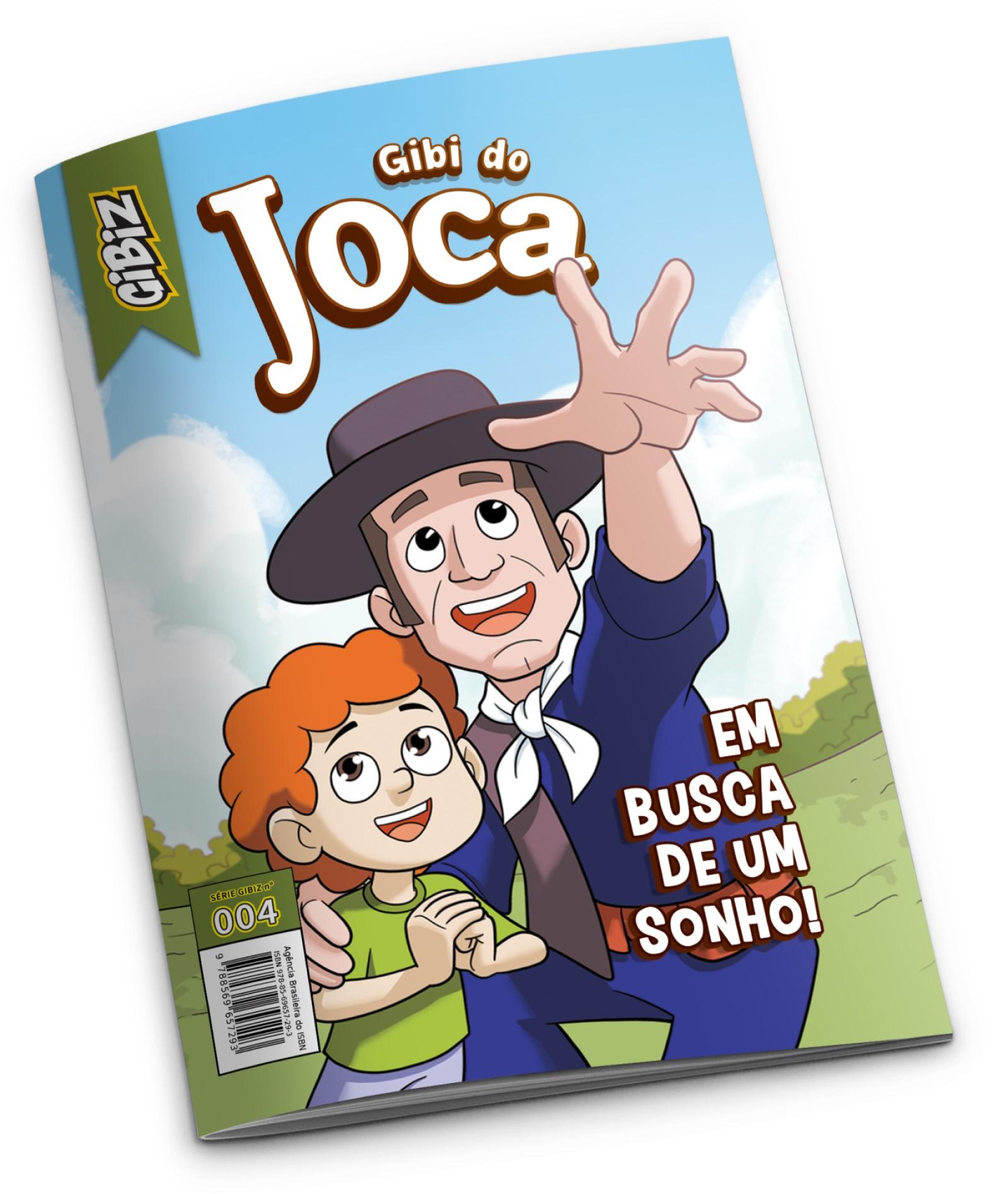 GIBI DO JOCA MARTINS
