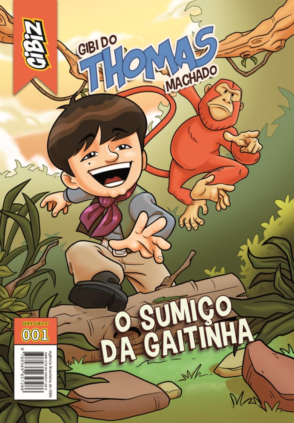 GIBI DO THOMAS MACHADO - O SUMIÇO DA GAITINHA