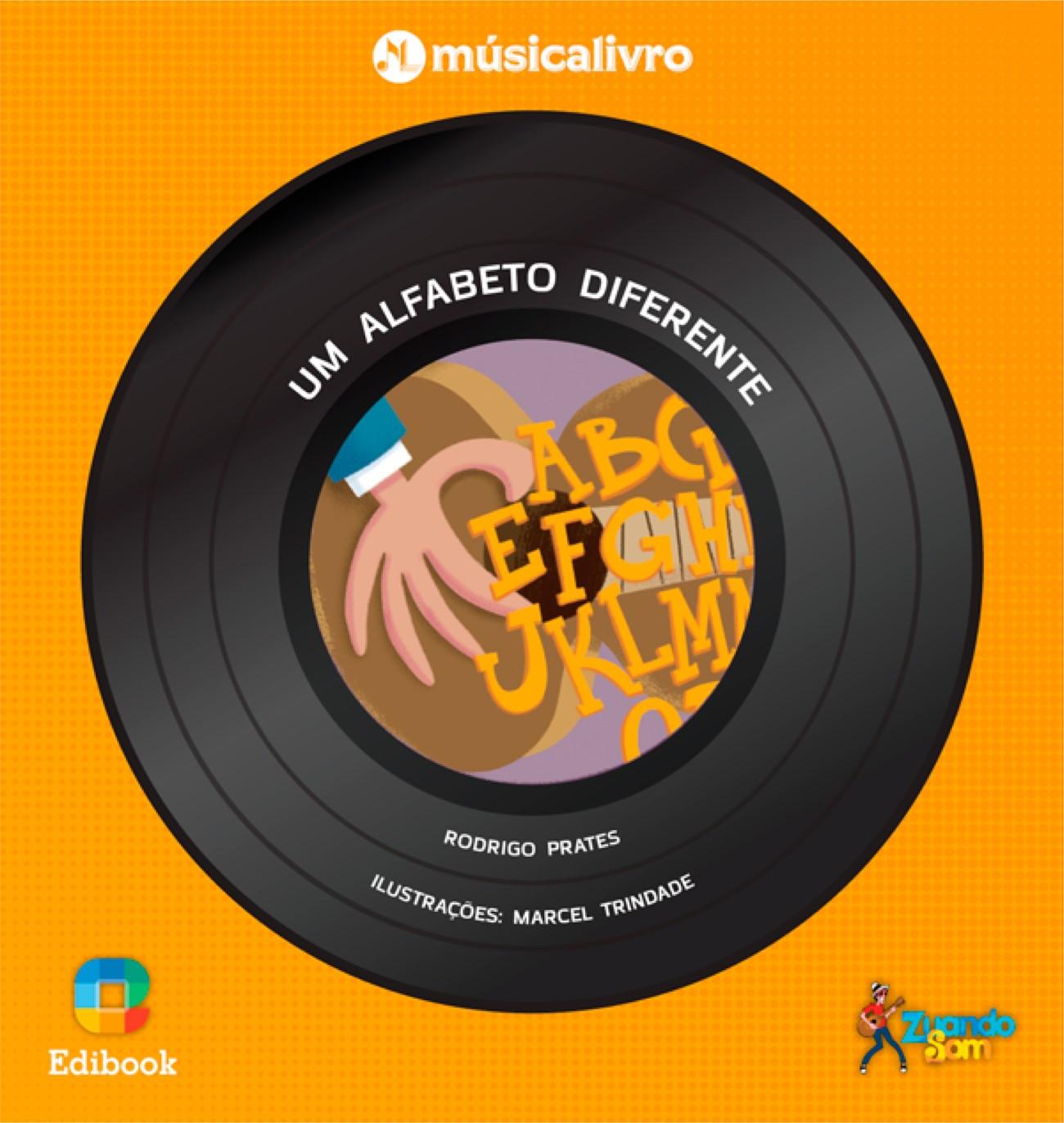 MUSICALIVRO - UM ALFABETO DIFERENTE