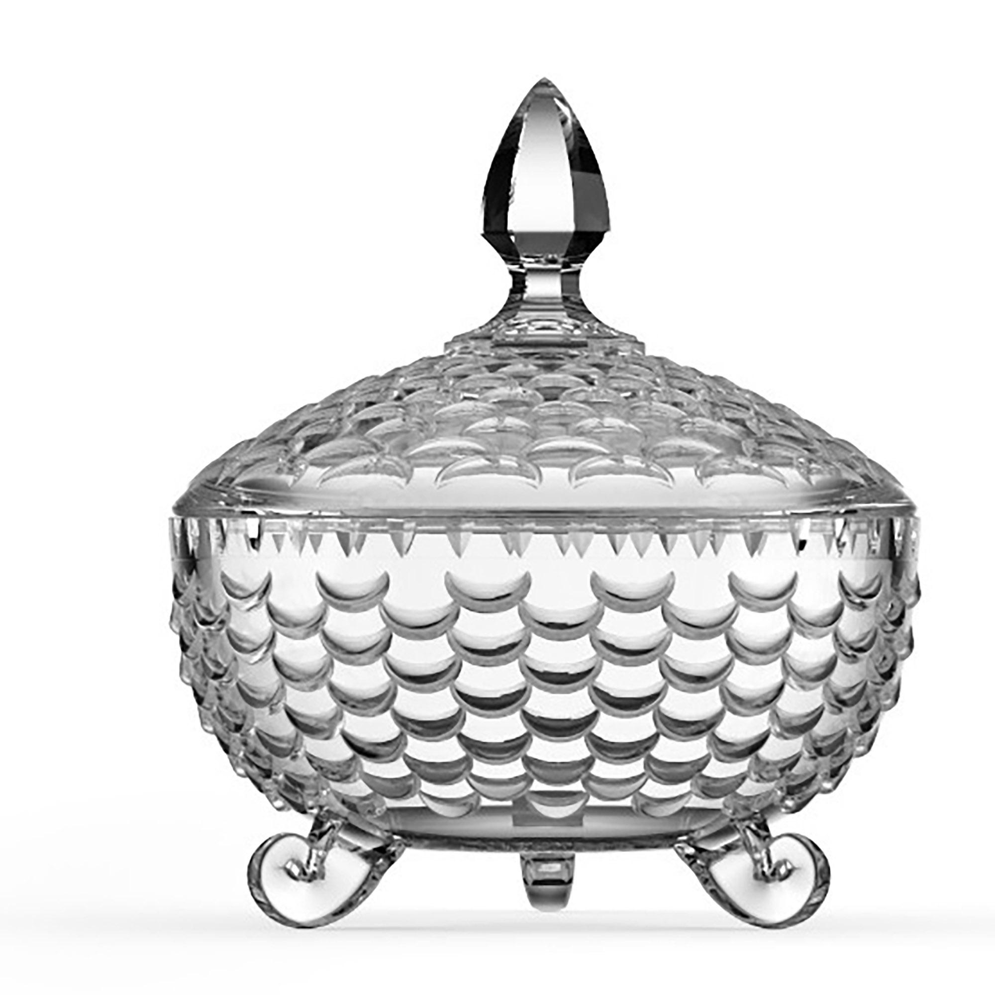 Bomboniere Diamante 770ml - Vidro