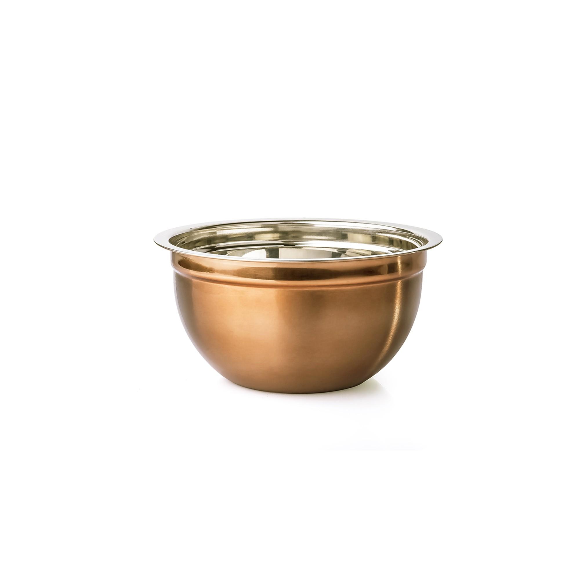 Bowl Cobre 2,5 Litros Inox Attuale