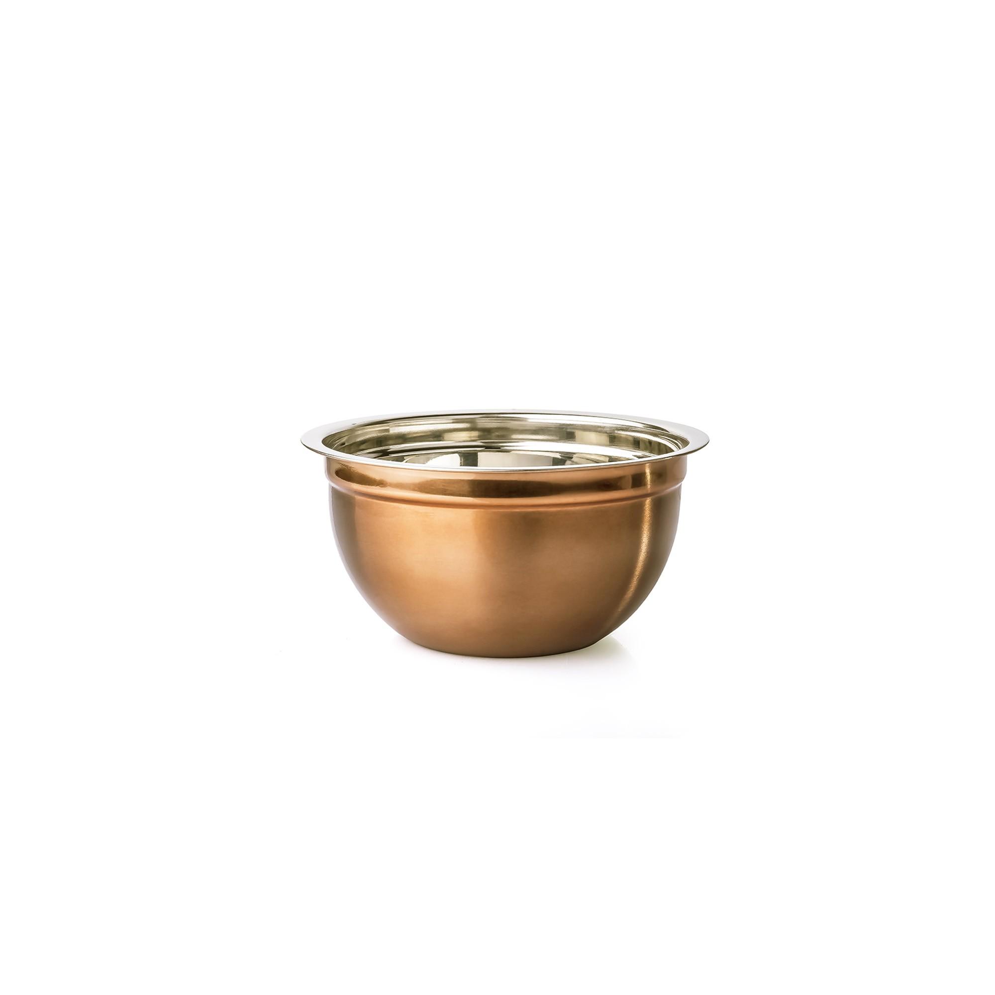 Bowl Cobre 1,5 Litros Inox Attuale