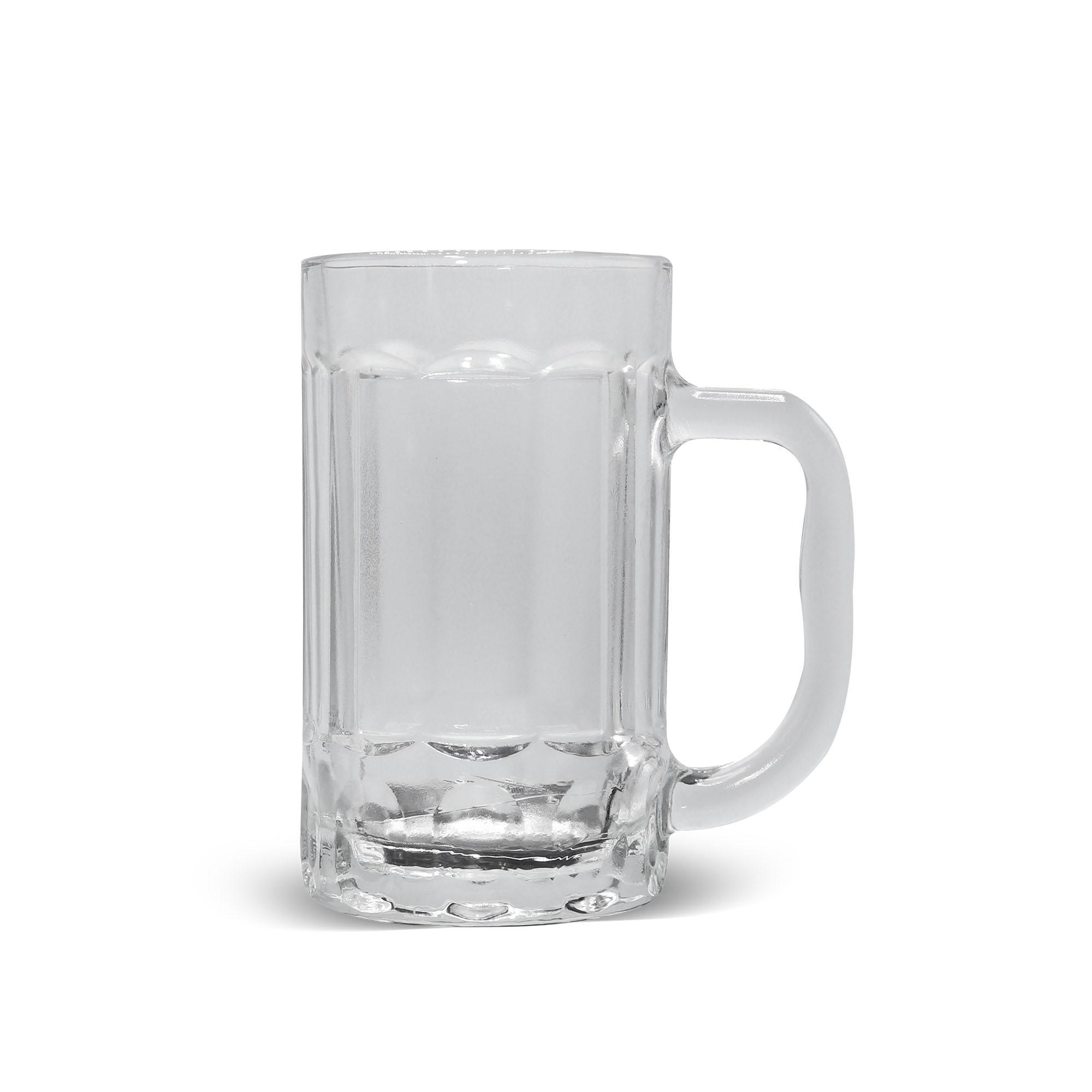 Caneca de Cerveja e Chope 350ml - Vidro