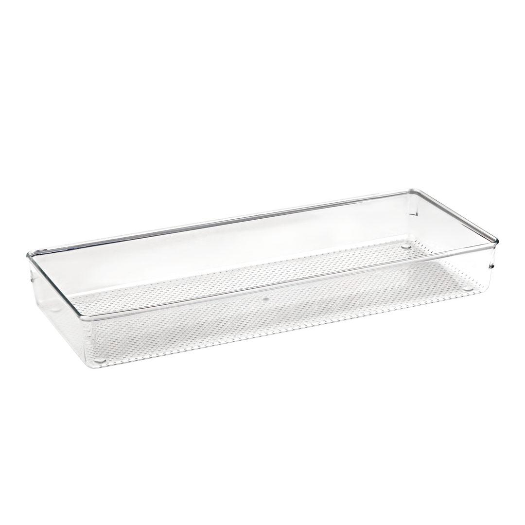 Cesta Organizadora 2,5L Plasvale Transparente