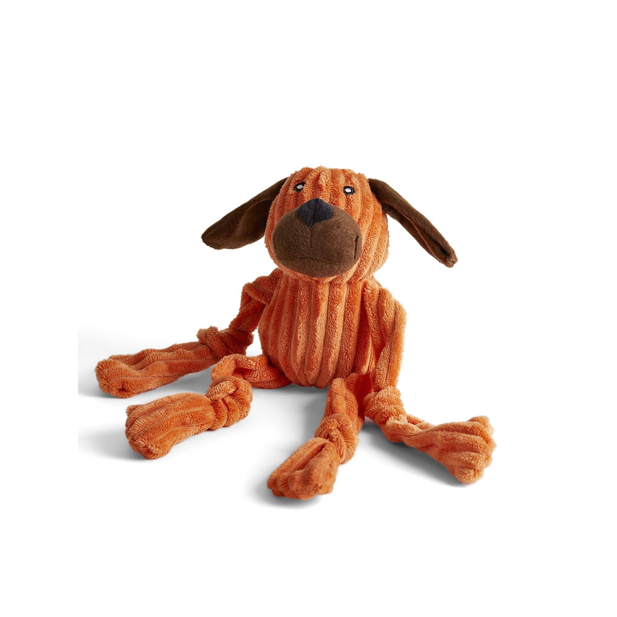 Mordedor Pet de Pelúcia Cachorro com Som
