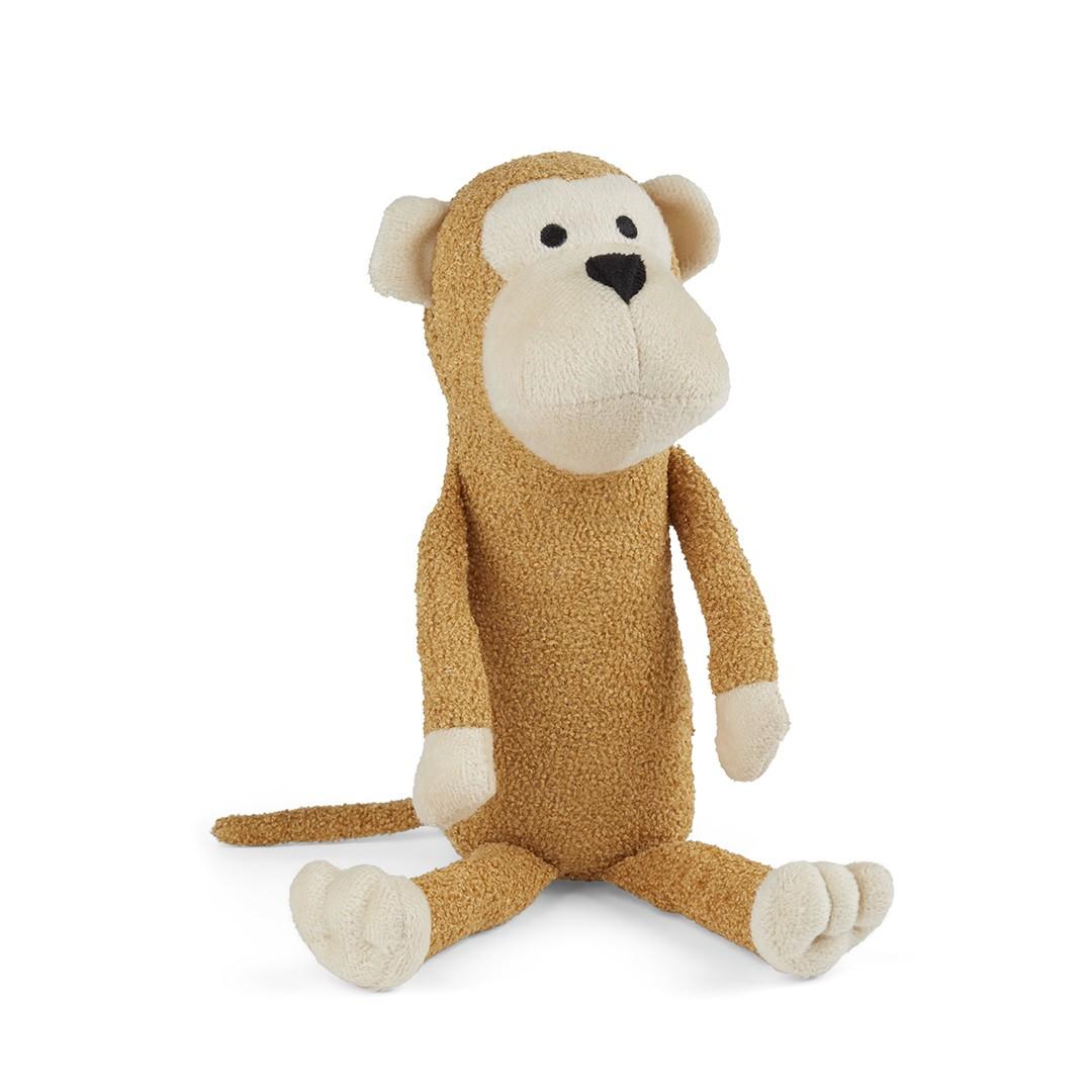 Mordedor Pet de Pelúcia Macaco com Som