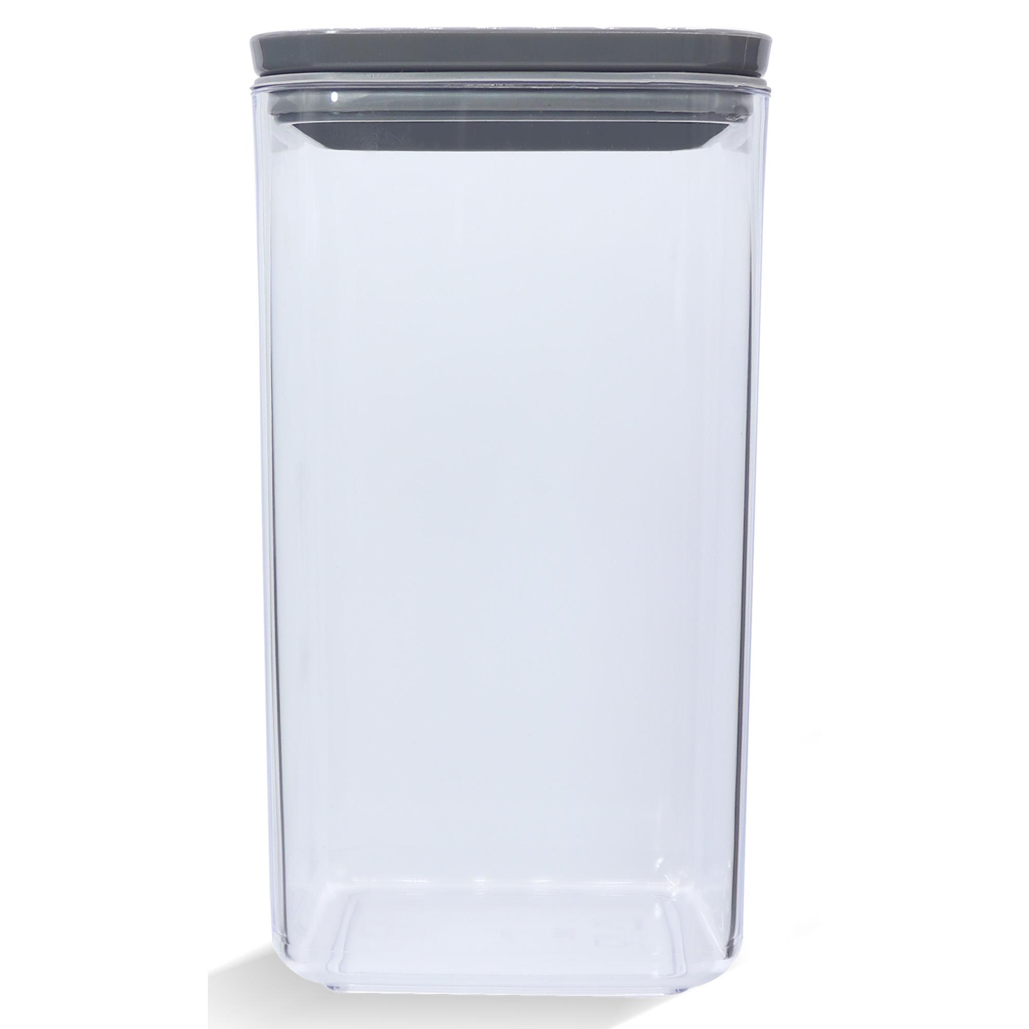 Porta Mantimentos Hermético Cristal 1,5 Litros