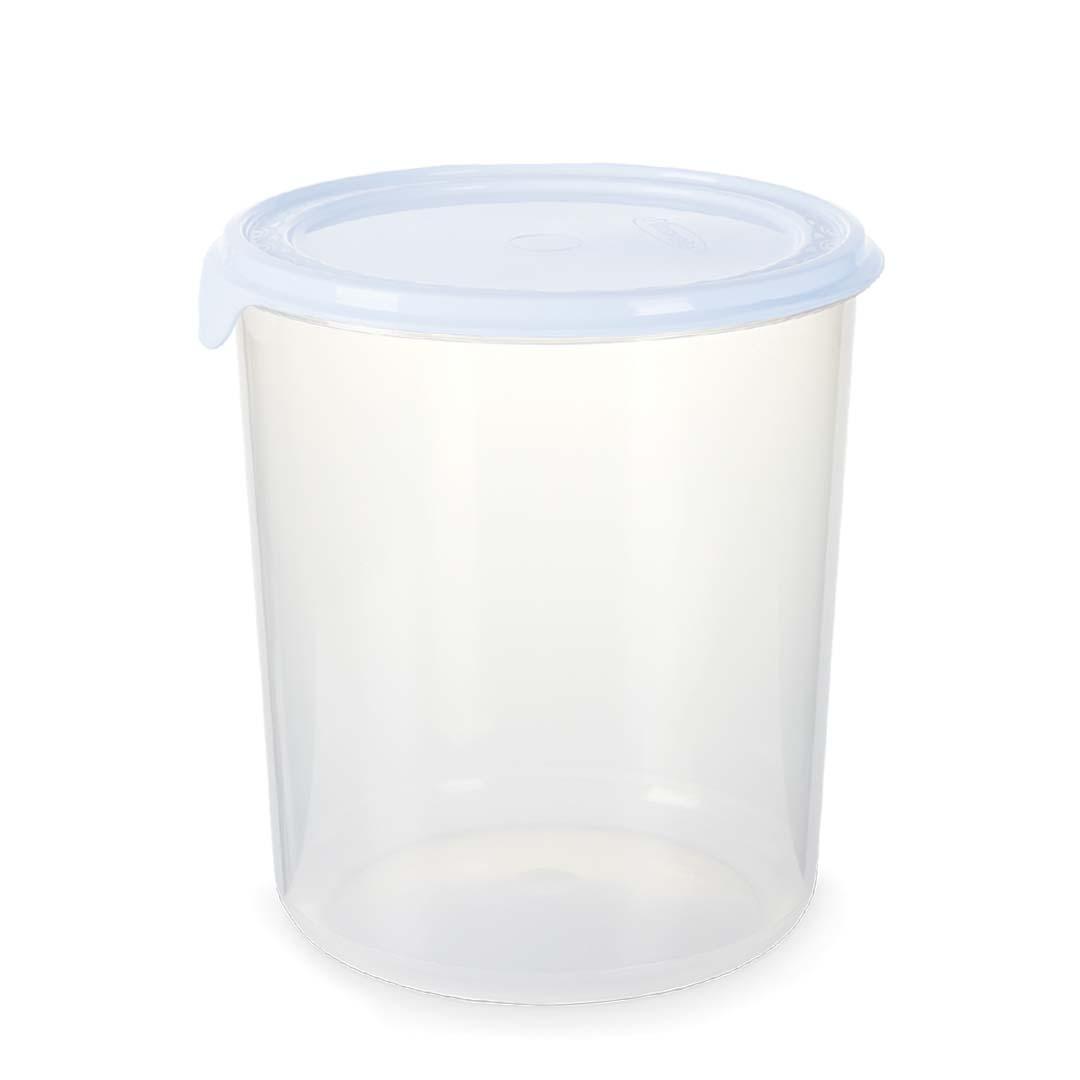 Pote Plástico Para Mantimentos 2,3L Plasvale
