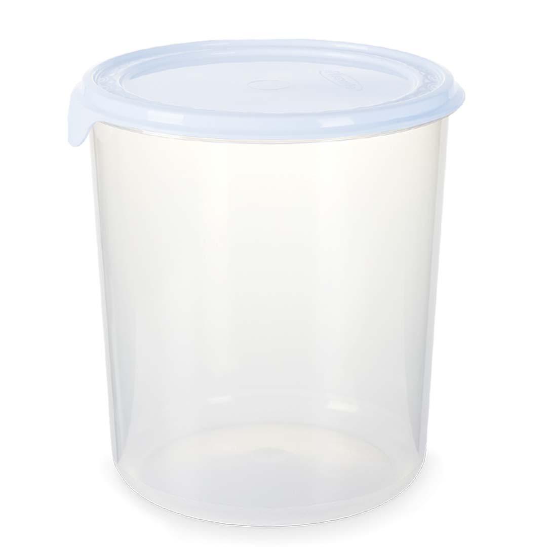 Pote Plástico Para Mantimentos 4,1L Plasvale