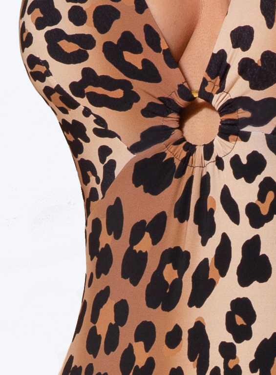 Body Animal Print Havana
