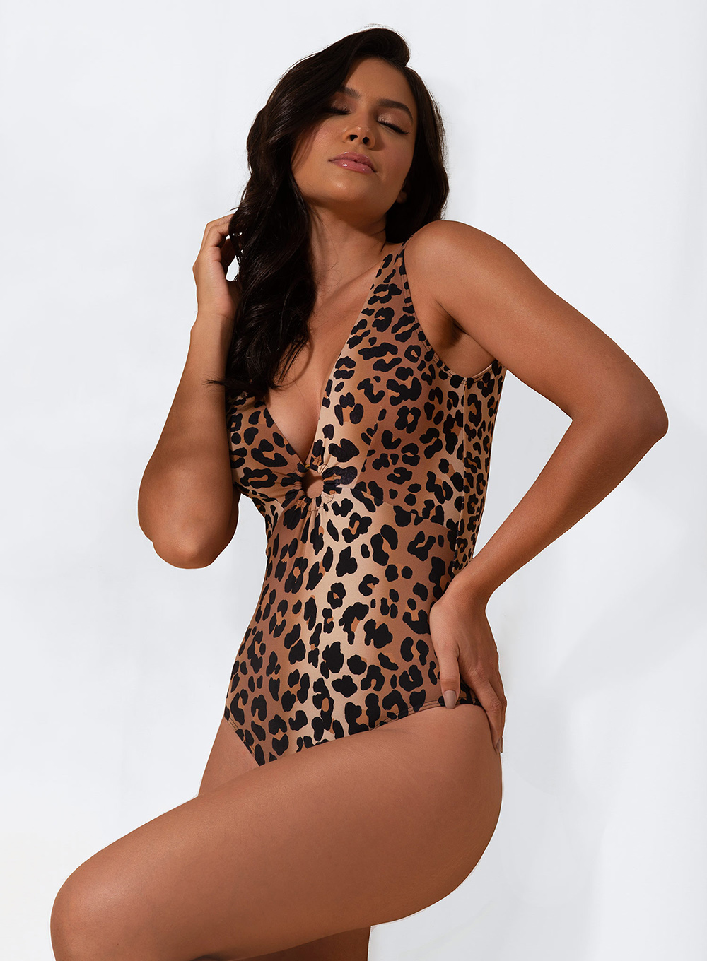 Body Animal Print Havana