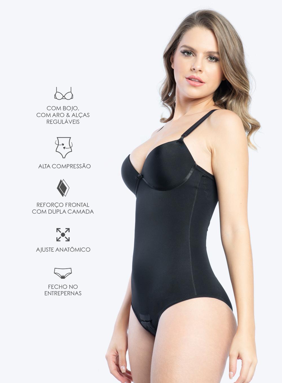 Body Modelador Demi