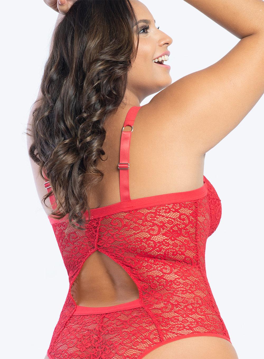 Body Renda Valencia