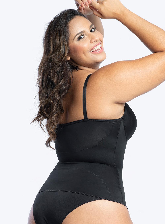 Camisete Modeladora Demi Shape Xtreme