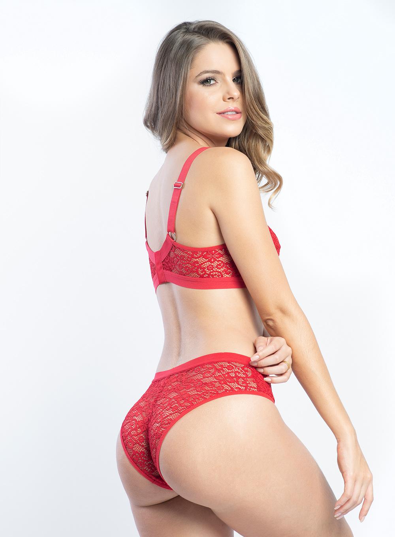 Soutien Bralette Renda Valencia