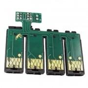 Chip Full Botão Reset CX5600 C79 C90 C92 CX3900 CX4900 CX4905 CX5501 CX5505 CX5510 CX5900 CX6900F CX7300 731nr 731r para Epson - Atualizado