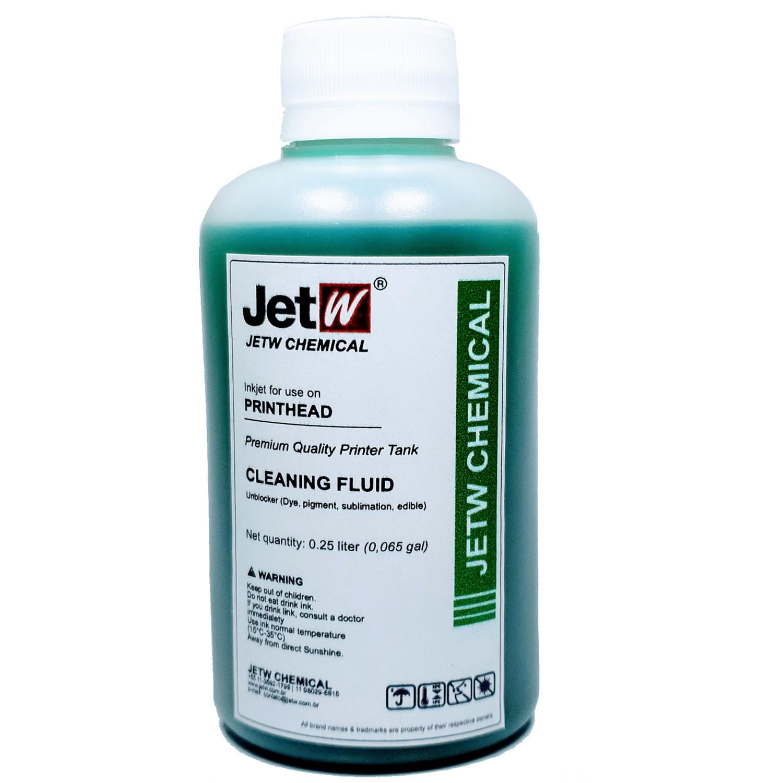1 litro Solução Limpeza Cleaner Cabeças Bulk Cartuchos Tint