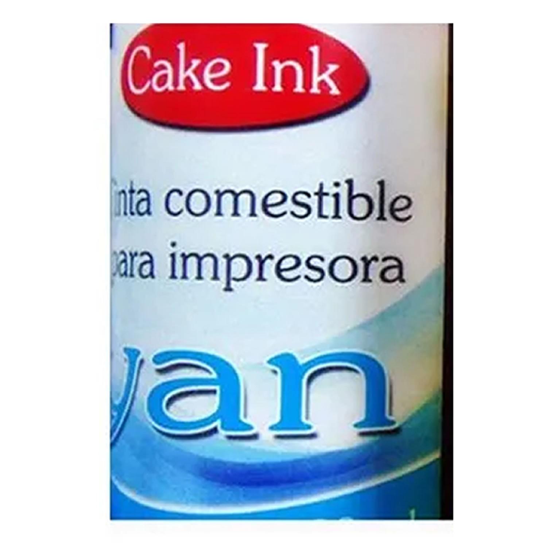 4 x 250ml Tinta Comestível Arroz para Impressora Epson Canon Hp