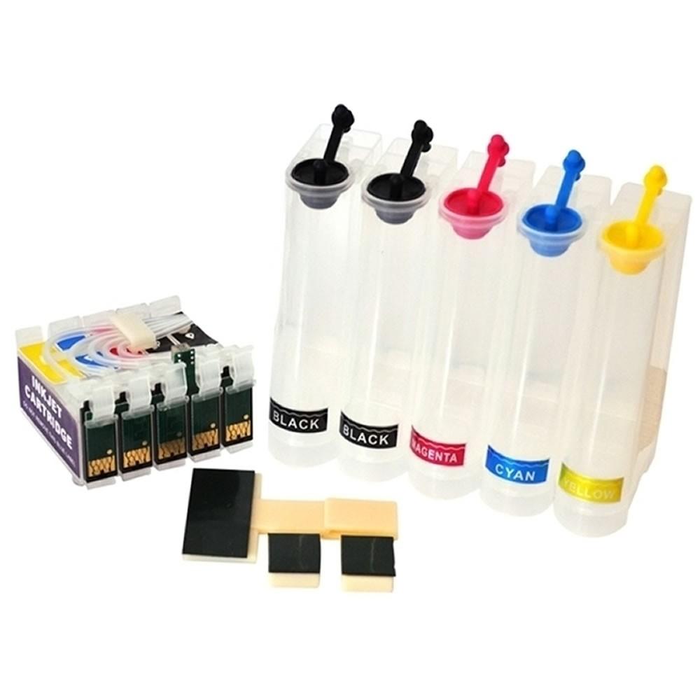 Bulk Ink Jetw T1110 TX515FN Para Epson
