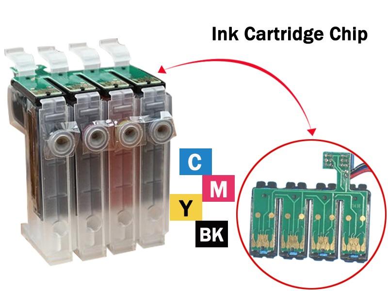 Bulk Ink Jetw TX235w TX420w TX430w TX320F Para Epson