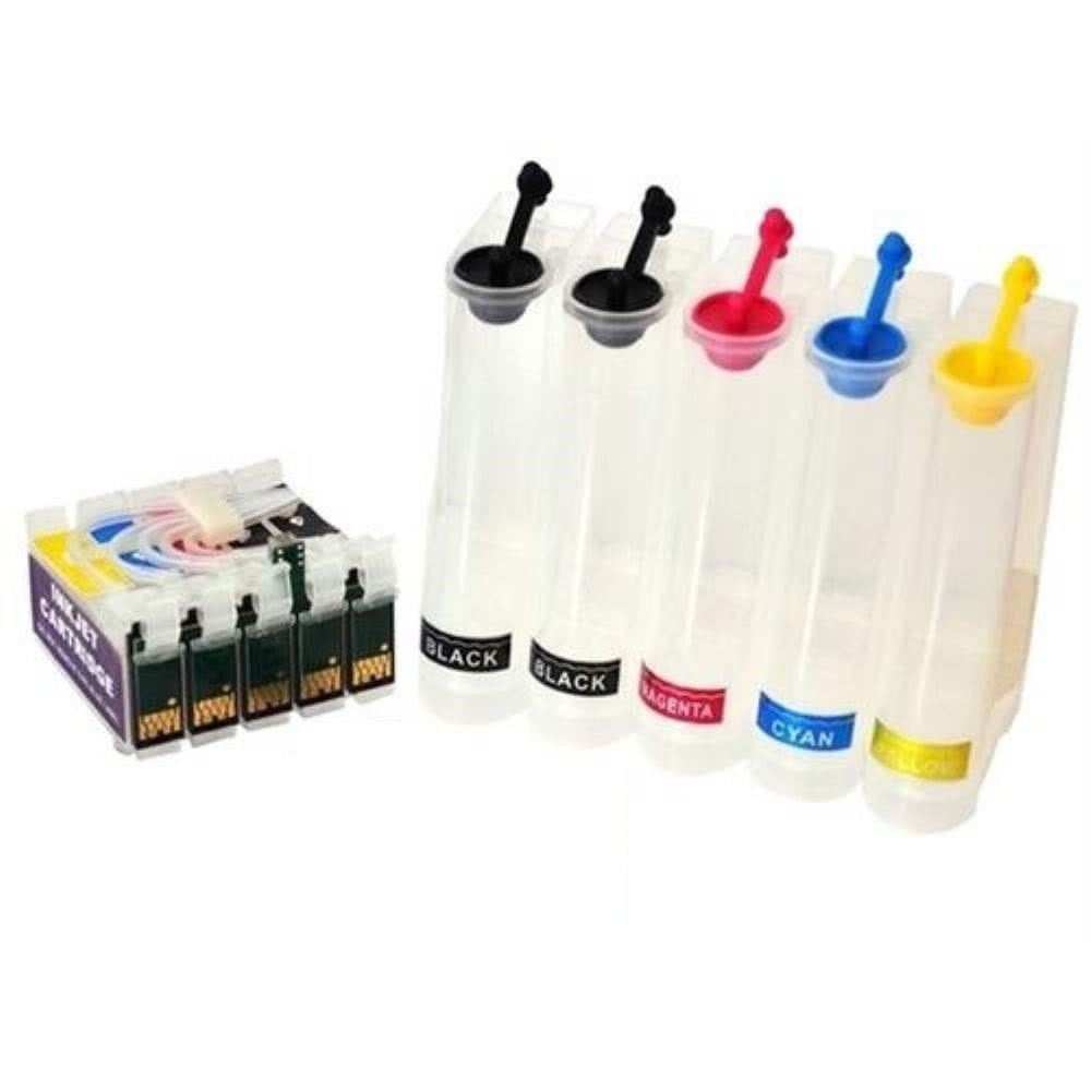 Bulk Ink Jetw TX525FW Para Epson