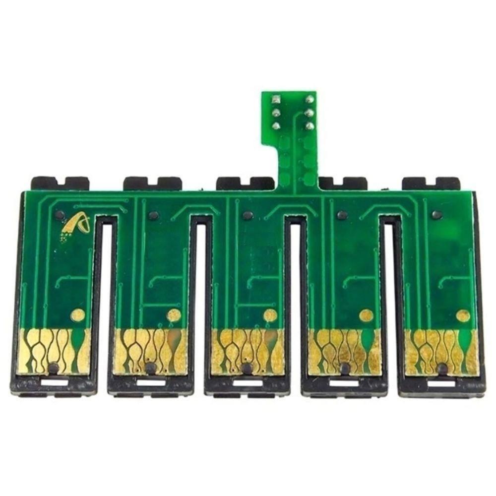 Chip Full Botão Reset T1110 TX515FN 1033nr 1033r para Epson - Atualizado