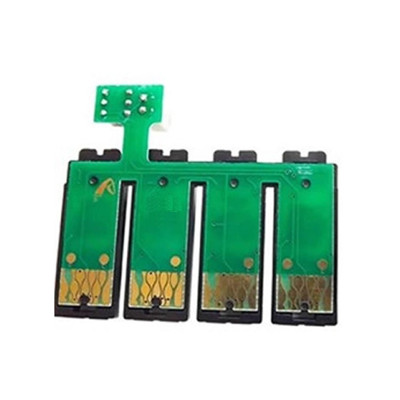 Chip Full Botão Reset T25 TX123 TX125 TX133 TX135 1351nr 1351r para Epson - Atualizado