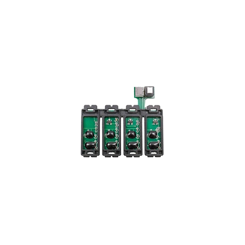 Chip Full Botão Reset TX235w TX420w TX430w TX320F para Epson 1381n 1381nr - Atualizado