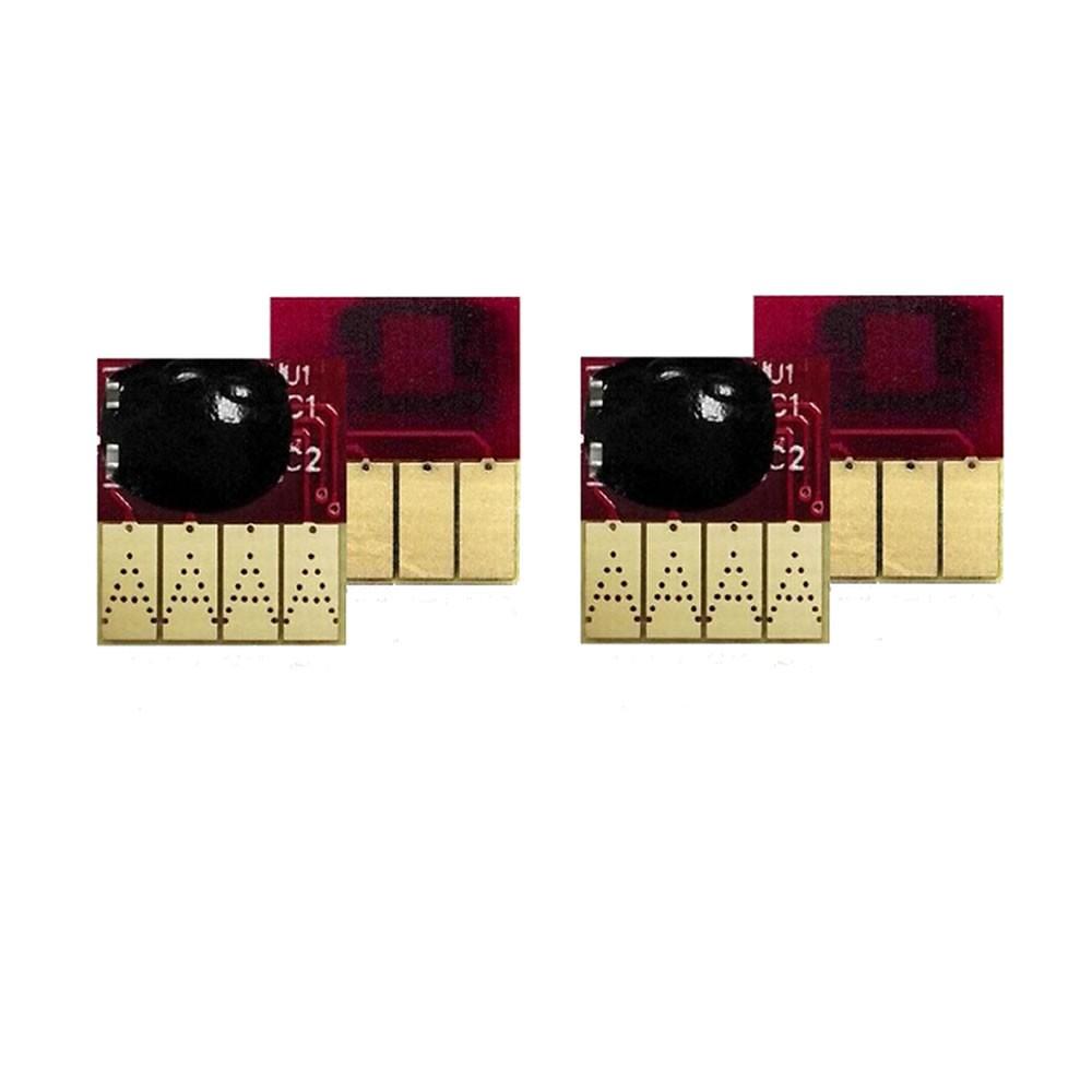 Chip Full Reset 6100 6700 6600 7110 7100 Para Hp