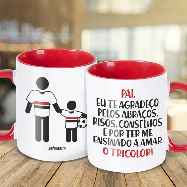 Caneca Pai São Paulino - masculina