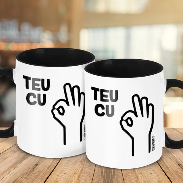 Caneca Teu C#