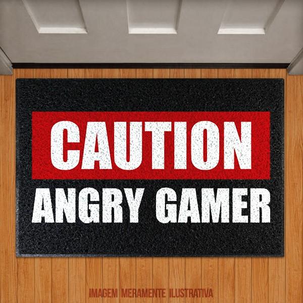 Capacho Angry Gamer
