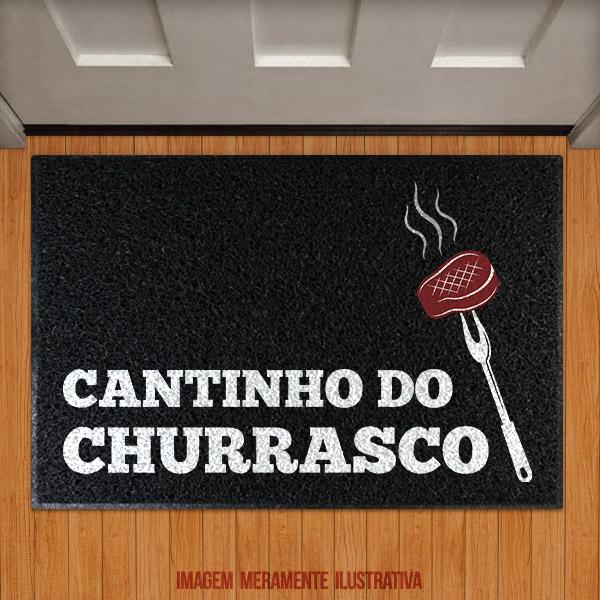 Capacho Cantinho do Churrasco