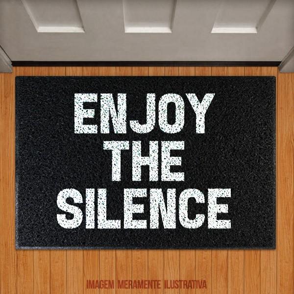 Capacho Enjoy the silence