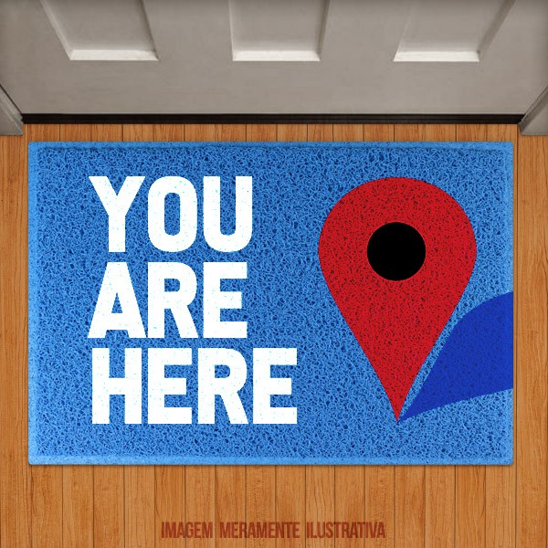 Capacho You Are Here