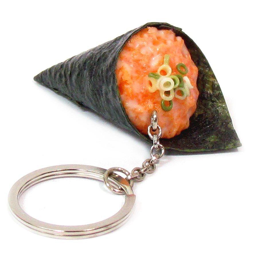 Chaveiro de comida - Temaki