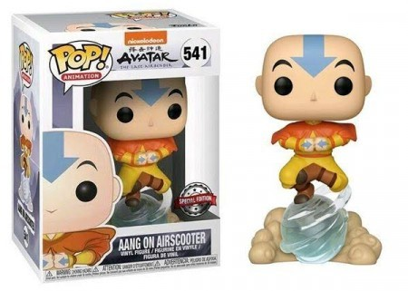 Funko POP -  Aang on Airscooter - Avatar - #541