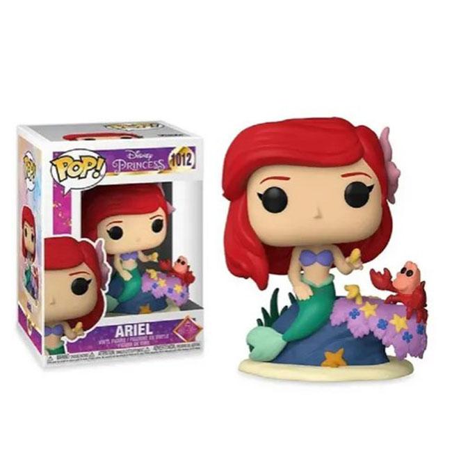 Funko POP - Ariel - Princesas Disney #1012