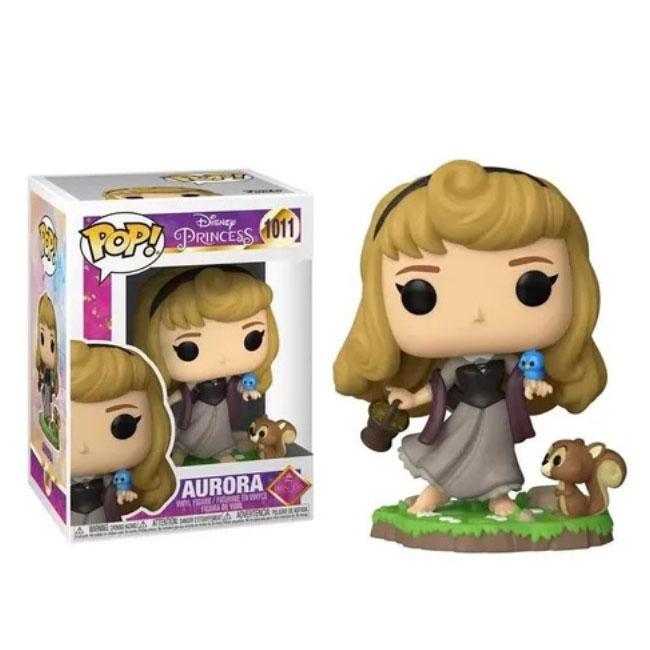 Funko POP - Aurora - Princesas Disney #1011