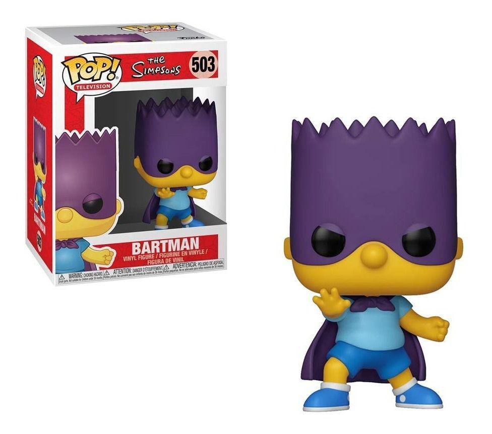 Funko POP -  Bartman - Bart Simpson #503