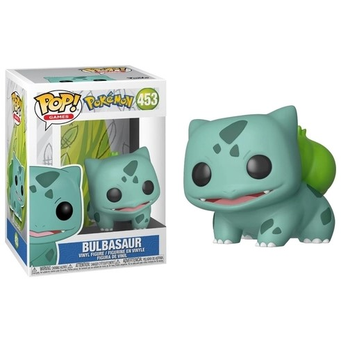Funko POP -  Bulbassauro - Pokémon #453