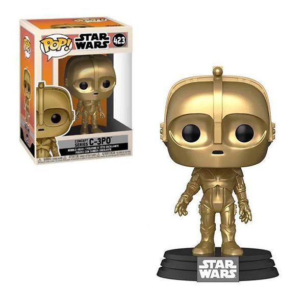 Funko POP - C3PO - #423