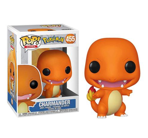 Funko POP -  Charmander - Pokémon #455