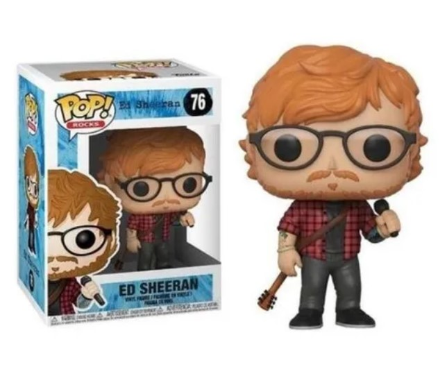 Funko POP -  ED Sheeran - #76