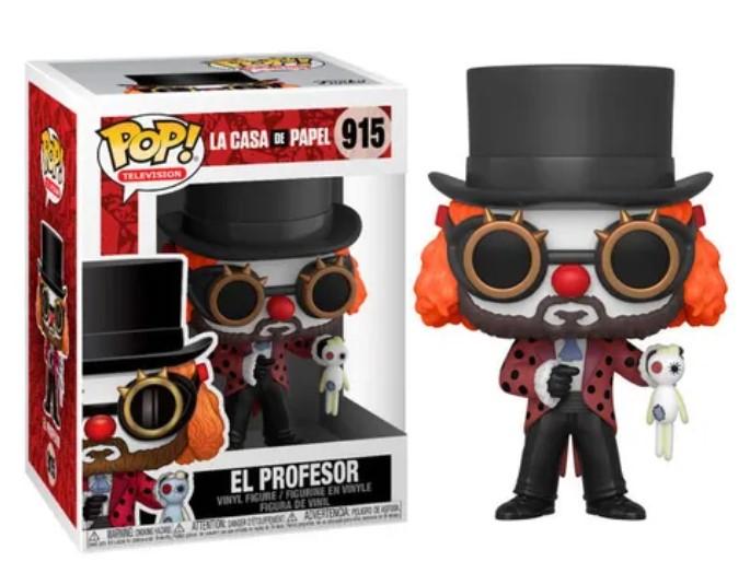 Funko POP -  El Professor - La casa de papel - #915