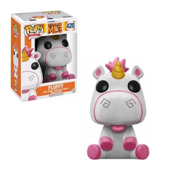 Funko POP -  Fluffy - Meu malvado favorito - #420