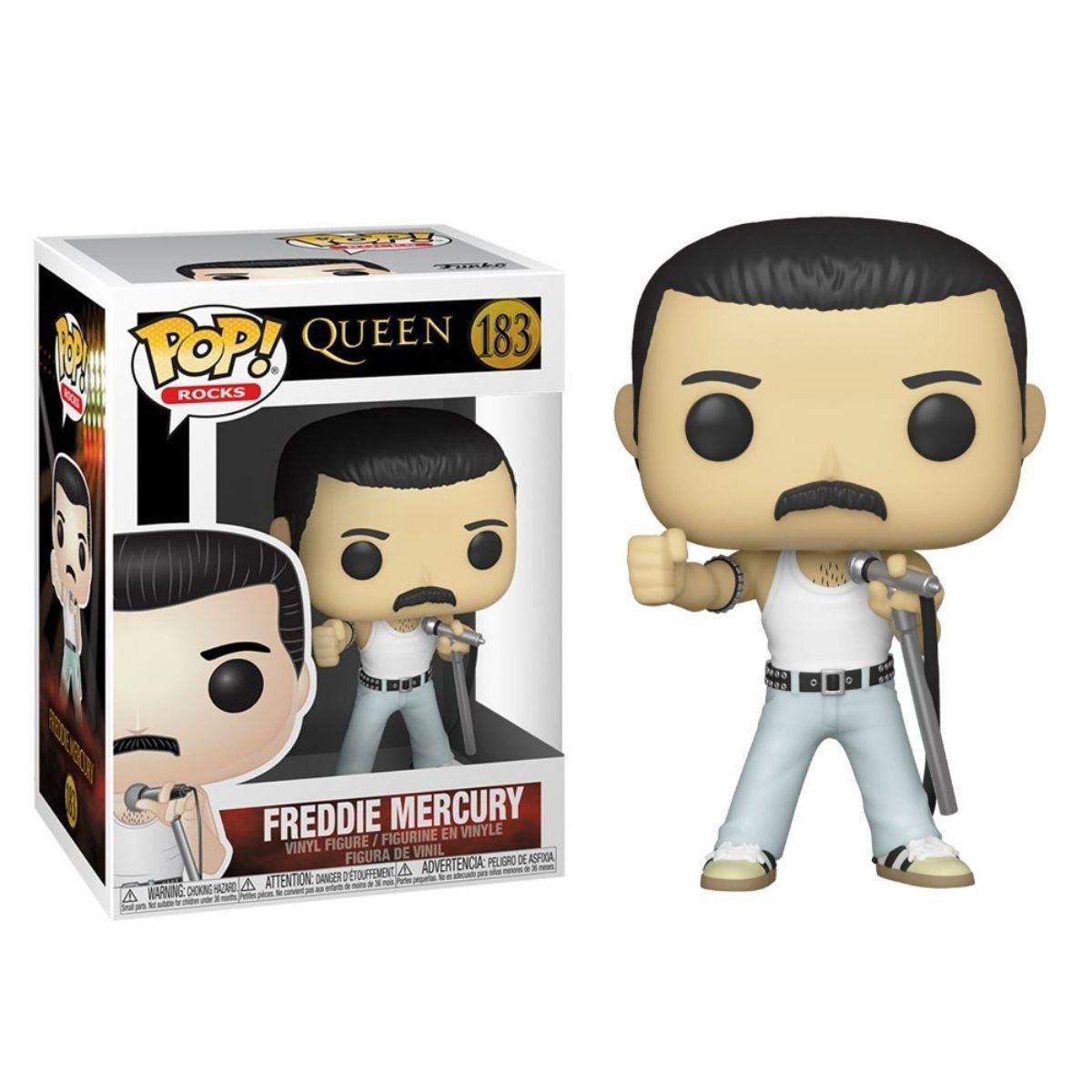 Funko POP -  Freddie Mercury - Queen #183